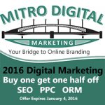 Digital Marketing 2016 discounts