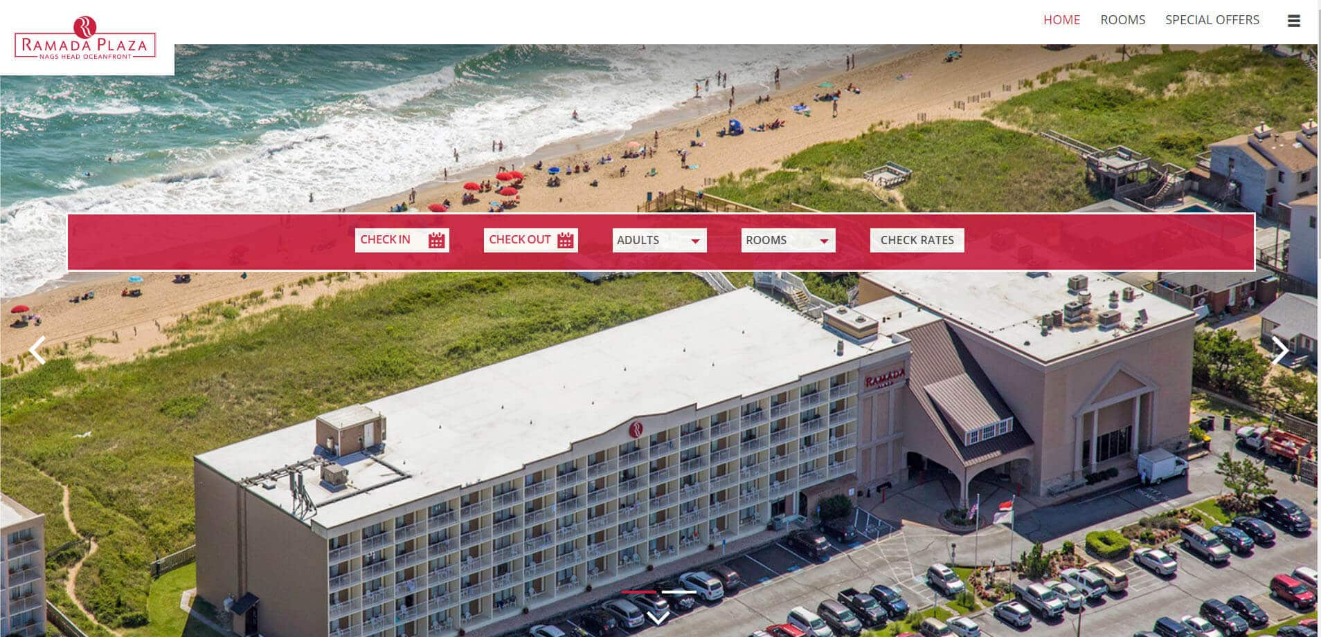 Ramada Plaza Nags Head