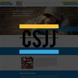 Comprehensive Strategies for Juvenile Justice, or CSJJ